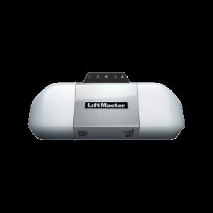 Model 8360W - DC Battery Backup Capable Chain Drive Wi-Fi Garage Door Opener