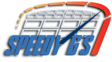 Speedy G's Web Logo White Bottom